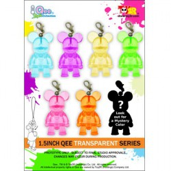 Figurine Mini Qee Transparent Toy2R Boutique Geneve Suisse
