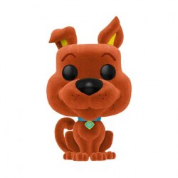 Figuren Pop Scooby Doo Orange Flocked Limitierte Auflage Funko Genf Shop Schweiz