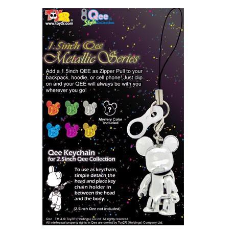 Figur Mini Qee Metallic Toy2R Blind boxes Geneva