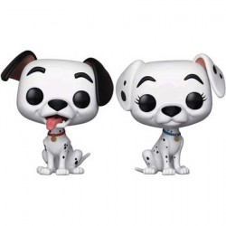 Figuren Pop 101 Dalmatians Pongo & Perdita Limitierte Auflage Funko Genf Shop Schweiz