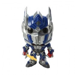 Figurine Pop Transformers Age of Extinction Optimus Prime with Sword Edition Limitée Funko Boutique Geneve Suisse