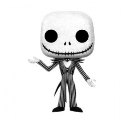 Figurine Pop The Nightmare Before Christmas Jack Skellington Diamond Glitter Edition Limitée Funko Boutique Geneve Suisse