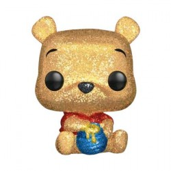 Figuren Pop Winnie the Pooh - Winnie the Pooh Diamond Glitter Limitierte Auflage Funko Genf Shop Schweiz