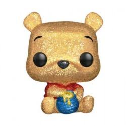 Figurine Pop Winnie the Pooh Diamond Glitter Edition Limitée Funko Boutique Geneve Suisse