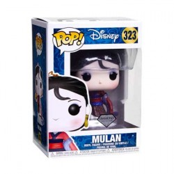 Figur Pop Mulan Diamond Glitter Limited Edition Funko Geneva Store Switzerland