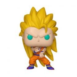 Figurine Pop Dragon Ball Z Super Saiyan 3 Goku Edition Limitée Funko Boutique Geneve Suisse