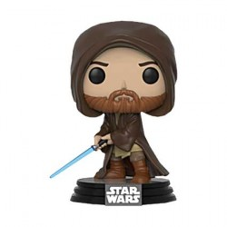 Figurine Pop Star Wars Obi-Wan Kenobi Hooded Edition Limitée Funko Boutique Geneve Suisse