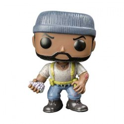 Figurine Pop The Walking Dead Tyreese Bloody & Bitten Arm Édition Limitée Funko Boutique Geneve Suisse