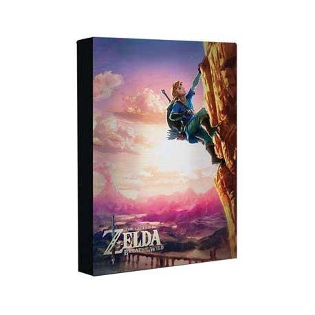 Figur The Legend of Zelda Licht Leinwand Paladone Geneva Store Switzerland