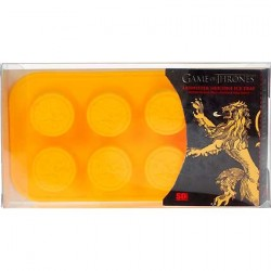Figurine Bac à Glaçons et Biscuits Game of Thrones Lannister Logo Boutique Geneve Suisse