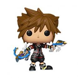 Figur Pop Kingdom Hearts III Sora with Dual Blasters Limited Edition Funko Geneva Store Switzerland