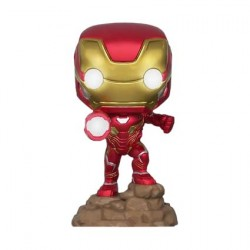 Figurine Pop avec Led Avengers Infinity War Iron Man Electronic Light Up Edition Limitée Funko Boutique Geneve Suisse
