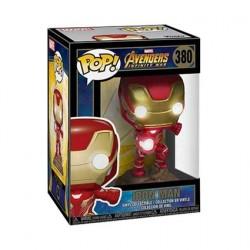 Figuren Pop Electronic Light Up Avengers Infinity War Iron Man Limitierte Auflage Funko Genf Shop Schweiz