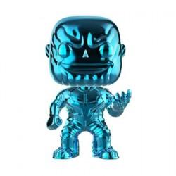 Figuren Pop Avengers Infinity War Thanos Blue Chrome Limitierte Auflage Funko Genf Shop Schweiz