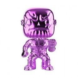 Figur Pop Avengers Infinity War Thanos Purple Chrome Limited Edition Funko Geneva Store Switzerland