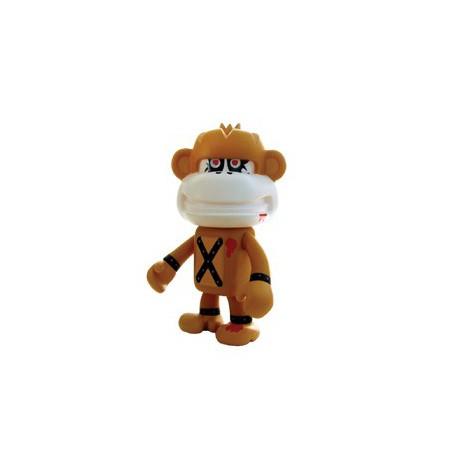 Figurine Fling Monkey par MCA Evil Adfunture Boutique Geneve Suisse