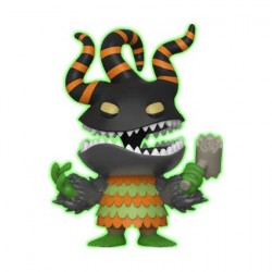 Figuren Pop The Nightmare Before Christmas Harlequin Demon Phosphoreszirend Limitierte Auflage Funko Genf Shop Schweiz