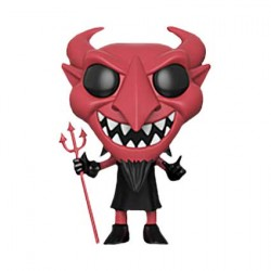 Figurine Pop The Nightmare Before Christmas Devil Edition Limitée Funko Boutique Geneve Suisse