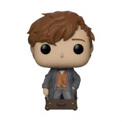 Figurine Pop Fantastic Beasts 2 The Crimes Of Grindelwald Newt Scamander in Suitcase Edition Limitée Funko Boutique Geneve Su...