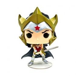 Figurine Pop Wonder Woman Flashpoint Edition Limitée Funko Boutique Geneve Suisse