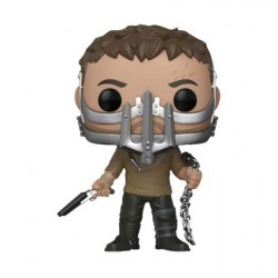 Figuren Pop Mad Max Fury Road Max with Cage Mask Edition Limitée Funko Genf Shop Schweiz