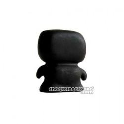 Figurine Wasperghost Noir à Customiser par Wao Wao Toyz Boutique Geneve Suisse