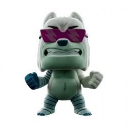 Figuren Pop Teen Titans Go! The Night Begins to Shine Cee-Lo Bear Flocked Edition Limitée Funko Genf Shop Schweiz