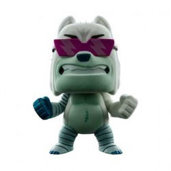 Figurine Pop Teen Titans Go! The Night Begins to Shine Cee-Lo Bear Flocked Edition Limitée Funko Boutique Geneve Suisse