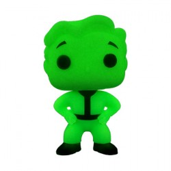 Figurine Pop Fallout Vault Boy Phosphorescent Edition Limitée Funko Boutique Geneve Suisse