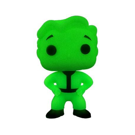Figur Pop Fallout Vault Boy Glow in the Dark Limited Edition Funko Geneva Store Switzerland