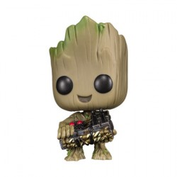 Figur Pop Marvel Guardians of The Galaxy 2 Groot with Bomb Limited Edition Funko Geneva Store Switzerland