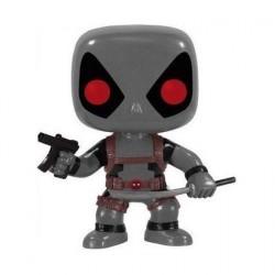Figurine Pop Marvel Deadpool X-Force Edition Limitée Funko Boutique Geneve Suisse