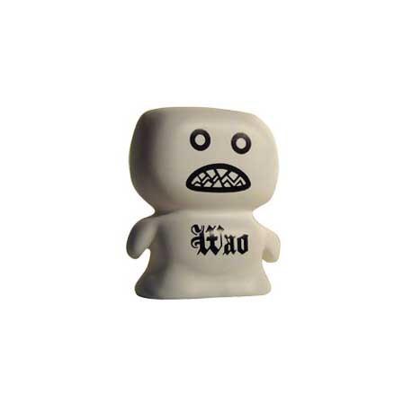Figur Wasperghost Blanc by Wao Wao Toyz Geneva Store Switzerland