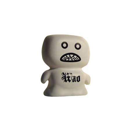 Figurine Wasperghost Blanc par Wao Wao Toyz Boutique Geneve Suisse