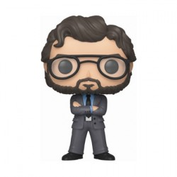 Figurine Pop La Casa de Papel The Professor Funko Boutique Geneve Suisse