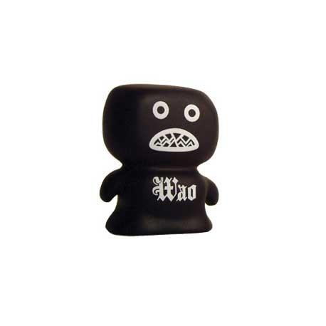 Figurine Wasperghost Noir par Wao Wao Toyz Boutique Geneve Suisse