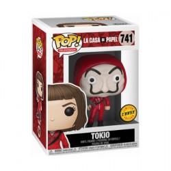 Figur Pop Money Heist Tokio with Dali Mask Chase Limited Edition Funko Geneva Store Switzerland