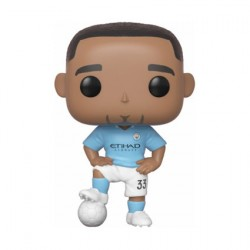 Figur Pop Football Manchester City Gabriel Jesus Funko Geneva Store Switzerland