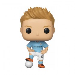 Figurine Pop Football Manchester City Kevin De Bruyne Funko Boutique Geneve Suisse