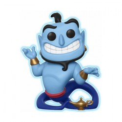 Figur Pop Disney Glow in the Dark Aladdin Genie with Lamp Limited Edition Funko Geneva Store Switzerland