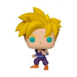 Figurine Pop Dragon Ball Z Super Saiyan Gohan Edition Limitée Funko Boutique Geneve Suisse