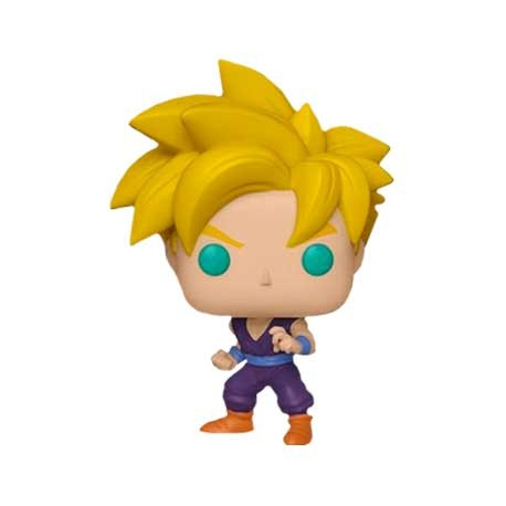 Figuren Pop Dragon Ball Z Super Saiyan Gohan Limitierte Auflage Funko Genf Shop Schweiz