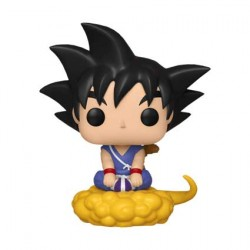 Figurine Pop Dragon Ball Son Goku Edition Limitée Funko Boutique Geneve Suisse