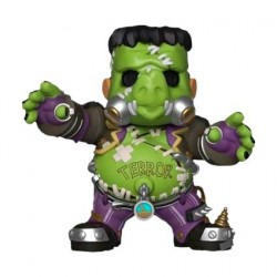 Figurine Pop 15 cm Overwatch Junkenstein's Monster Edition Limitée Funko Boutique Geneve Suisse