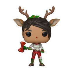 Figurine Pop Fortnite Red-Nosed Raider Edition Limitée Funko Boutique Geneve Suisse