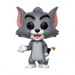 Figurine Pop Tom and Jerry Tom with Explosives Edition Limitée Funko Boutique Geneve Suisse