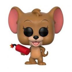 Figuren Pop Tom and Jerry - Jerry with Explosives Limitierte Auflage Funko Genf Shop Schweiz