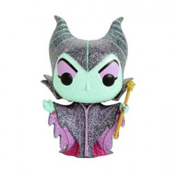 Figurine Pop Disney Maleficent Diamond Glitter Edition Limitée Funko Boutique Geneve Suisse