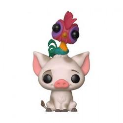 Figurine Pop Disney Moana Pua with Hei Hei Edition Limitée Funko Boutique Geneve Suisse