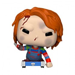 Figurine Pop Child's Play 2 Chucky on Cart Edition Limitée Funko Boutique Geneve Suisse
